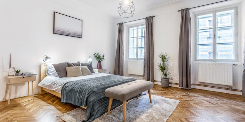 5 NEW APARTMENTS IN PRAGUE 1